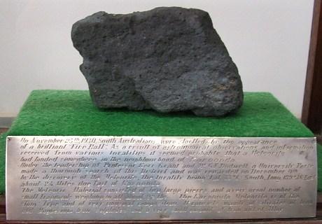 Karoonda Meteorite