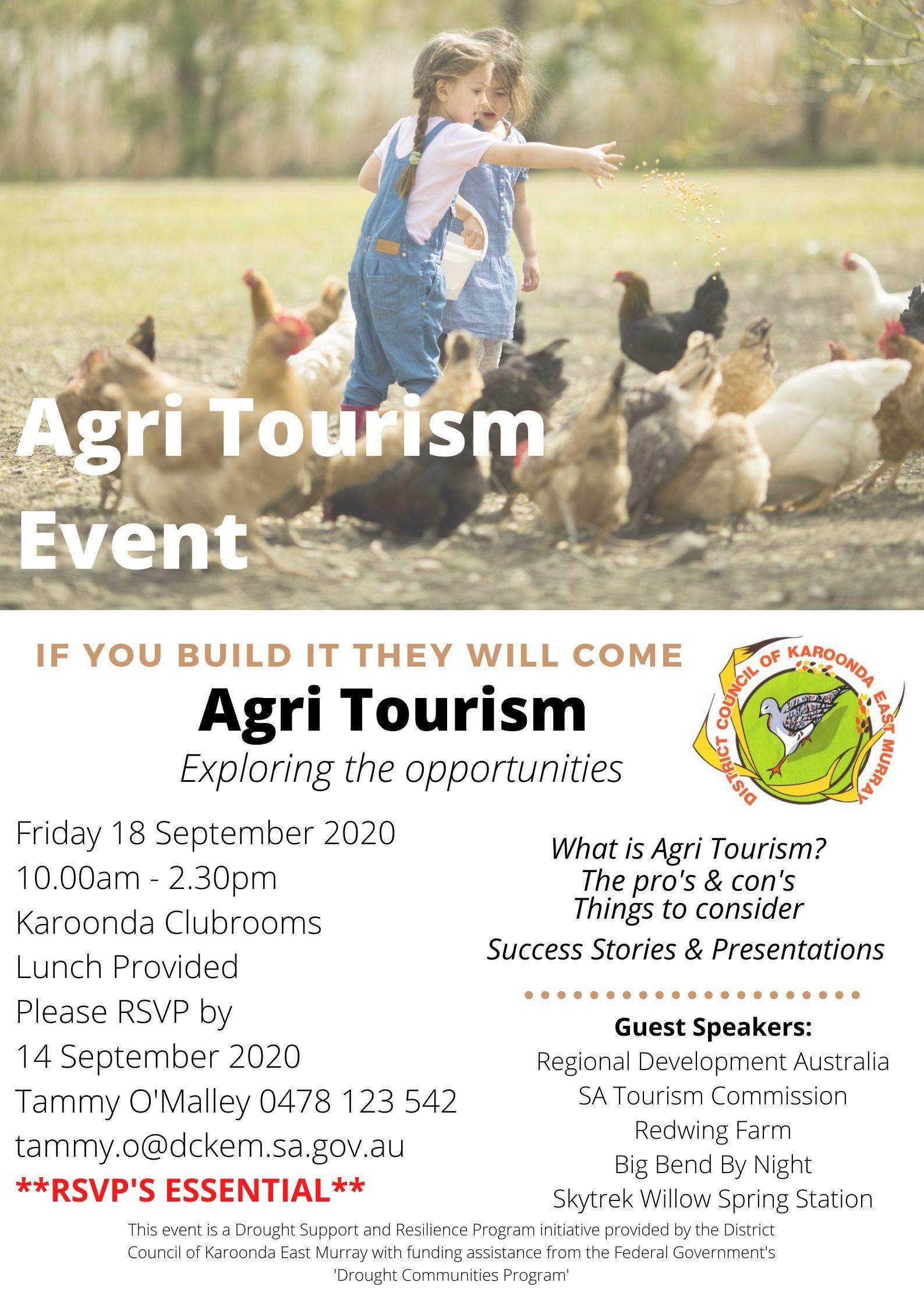 Agri Tourism Event